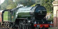 LNER Class V2 4771 Green Arrow