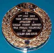Mallard Record Plate