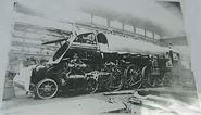 C55 streamlined body