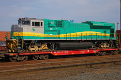 Vale SD80ACe