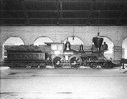 General locomotive c 1907