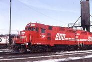 SOO GP30C units
