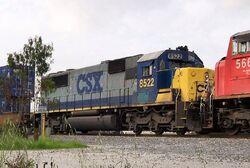 CSX SD50