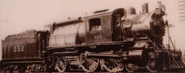 Jersey central 592 in 1910 by rlkitterman-d9cwh2r