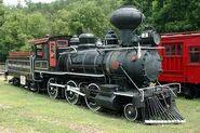 Mogul Steam locomotive
