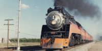 Southern Pacific 4444