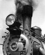 Smokebox 40