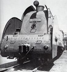 800px-JGR C5521 streamlined steam loco frontview
