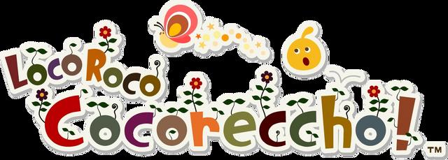 File:LocoRoco Cocoreccho Logo.png