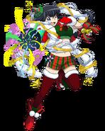 Kanami sng christmas