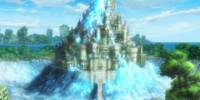 Ancient Palace of Eternal Ice