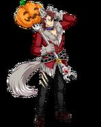 Isaac sng halloween