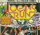 Logan's Run (Marvel) 3