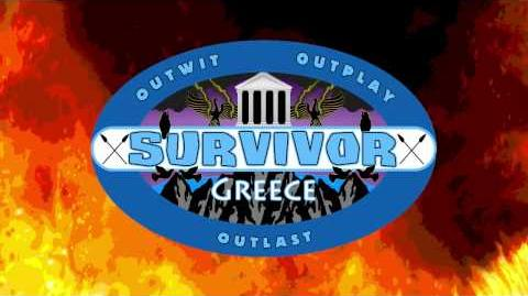 LoganWorm's Survivor Greece - Theme