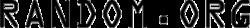 Random.org logo 2009-10-23