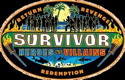 Survivor - Heroes vs Villains logo