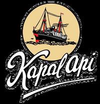Kapal Api logo without jelas lebih enak