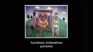 Aardman Animations presents Logo