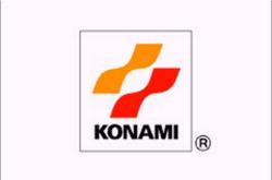 Konami Logo 1998 Arcade