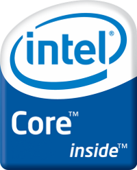 Intel Core logo (2006)