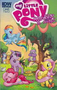 My Little Pony Friendship is Magic full cover