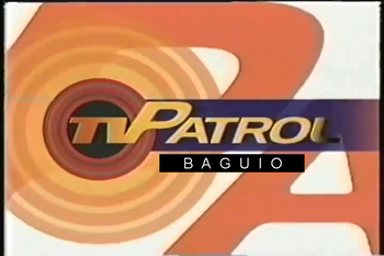 TV Patrol Baguio 2003