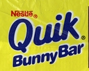 Nestle Quik Bunny Bar logo
