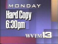 Alabama's 13 WVTM Hard Copy promo 1993