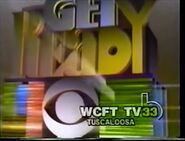 WCFT-TV 33 Get Ready 1989