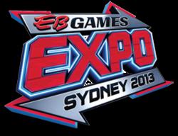 EB Games Expo 2013 Logo