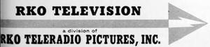 RKO Television 1956