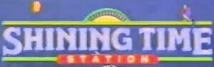 Shining Time Station logo