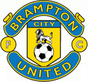 Brampton City United FC logo