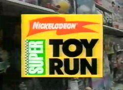 Super toy run