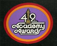 Oscars print 49th