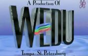 WEDU Production Ending (1993)