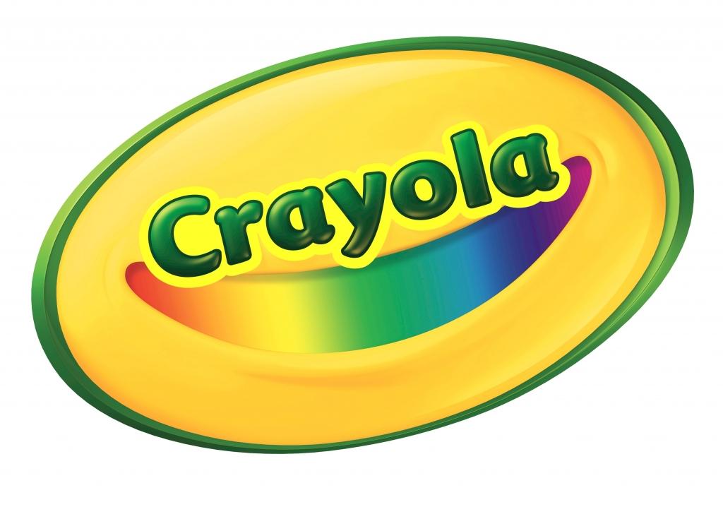 crayola logo - Crayola Sign