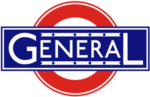 London Transport General 1930s roundel