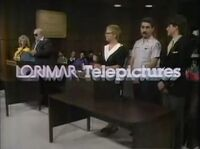 Lorimar-Telepictures 1986 logo (People's Court)