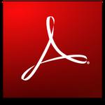 Adobe Reader v8.0 icon