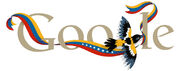 Google Venezuelas Independence Day 2013