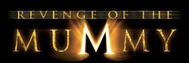 Revenge of mummy logo
