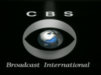 CBS Broadcast International 1996 Stretched