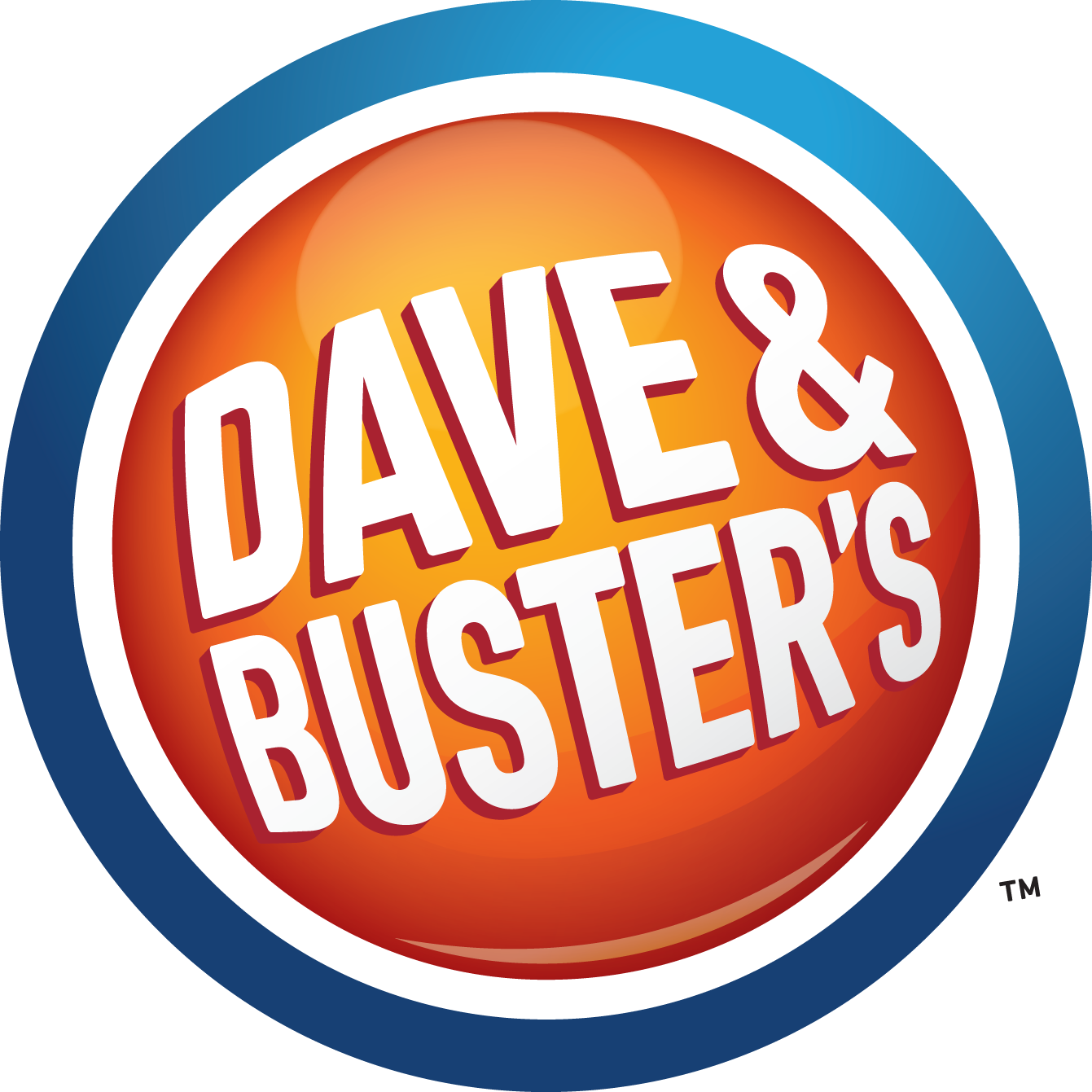 Image result for dave and busters logo