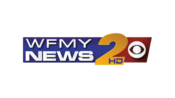 Wfmy horizontal bug logo