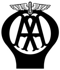 AA Badge Logo
