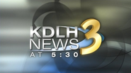 KDLH-TV's KDLH 3 News At 530 Video Open From 2009