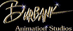 Burbank Animation Studios Logo