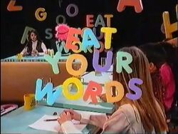 Eat Your Words Alt