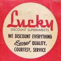 Lucky Discount Supermarkets